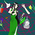 囲いの中の毒姫